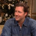 Edward Burns Gets Into The Holiday Spirit With Fitzgerald Family Christmas