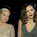 2013 Golden Globes: Katharine McPhee &amp; Megan Hilty React To Smash Getting Nominated