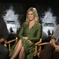 Karl Urban, Alice Eve &amp; John Cho Discuss The Action In Star Trek Into Darkness