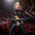 Miley Cyrus performs onstage during 'VH1 Divas' 2012 at The Shrine Auditorium on December 16, 2012 in Los Angeles