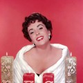 Go glam for the holidays, like Elizabeth Taylor circa 1960