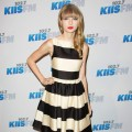 Taylor Swift dons kate spade at KIIS FM's Jingle Ball 2012 in LA on December 1, 2012