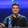 Simon Cowell attends 'The X Factor' season finale press conference at CBS Studios on December 17, 2012 in Los Angeles