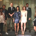 Access Hollywood Live Gilt New Year's Eve Fashion Show