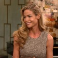 Denise Richards Puts Her Best Fashion Foot Forward For An Important Cause