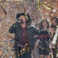Tate Stevens performs after winning Season 2 of 'The X Factor,' Dec. 20, 2012