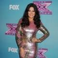 Khloe Kardashian Odom attends the FOX&#8217;s &#8216;The X Factor&#8217; Season Finale - Night 2 at CBS Televison City, Los Angeles, on December 20, 2012