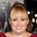 Rebel Wilson arrives at the Los Angeles premiere of 'Pitch Perfect' at ArcLight in Hollywood on September 24, 2012