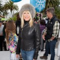 Suzanne Somers is spotted at John Paul DeJoria's annual winter wonderland holiday party on December 22, 2012 in Malibu, Calif.