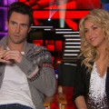 The Voice: How Long Will Shakira & Adam Levine Be On The Show?