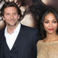 Bradley Cooper and Zoe Saldana arrive at the Los Angeles premiere of 'The Words' at ArcLight Cinemas in Hollywood, Calif. on September 4, 2012