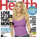 Jennie Garth on the cover of Health (Jan/Feb 2013)