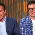 What Are Arnold Schwarzenegger &amp; Johnny Knoxville New Year&#8217;s Resolutions?