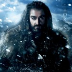 Richard Armitage plays Thorin &#8216;The Hobbit: An Unexpected Journey&#8217; 