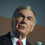 Sam Donaldson attends the Brady Center To Prevent Gun Violence Gala honoring Jim Brady and Sarah Brady at the Ronald Reagan Building on June 2, 2011 in Washington, DC