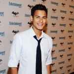 Bronson Pelletier arrives at Entertainment Weekly's 5th Annual Comic-Con Celebration sponsored by Batman: Arkham City held at Float, Hard Rock Hotel San Diego on July 23, 2011 in San Diego