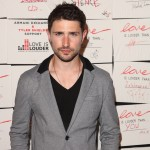 Matt Dallas attends Tyler Shields debut of MOUTHFUL presented by A/X Armani Exchange in support of LOVE IS LOUDER at a Private Studio on May 19, 2012 in Los Angeles