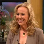 Genie Francis on Access Hollywood Live
