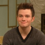 Chris Colfer Talks Glee Future & Indie Film Struck By Lightning