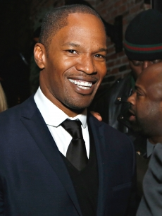 Jamie Foxx attends the &#8216;Django Unchained&#8217; NY premiere after party at The High Line Room in The Standard Hotel December 11, 2012 in New York City