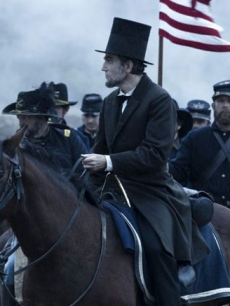 Daniel Day-Lewis as Abraham Lincoln in DreamWorks Pictures&#8217; &#8220;Lincoln&#8221; - 2012