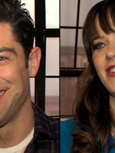 Max Greenfield, Zooey Deschanel