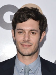 Adam Brody arrives at the GQ Men of the Year Party at Chateau Marmont, Los Angeles, on November 13, 2012