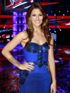 'The Voice' Season 3 champ Cassadee Pope