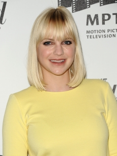 Anna Faris attends the 2nd annual Reel Stories, Real Lives benefiting the Motion Picture & Television Fund at Milk Studios on October 20, 2012 in Hollywood