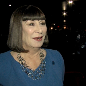 2013 Golden Globes: How Will Anjelica Huston Celebrate Smash's Nomination?
