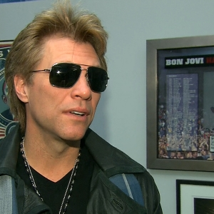 Jon Bon Jovi &#8216;Ecstatic&#8217; Over 2013 Golden Globe Nomination
