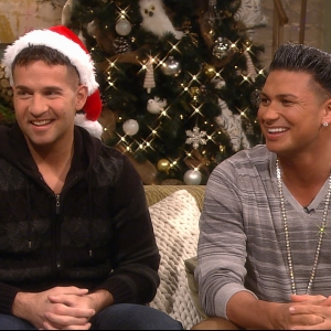 Pauly D, The Situation & Vinny Talk Life After Jersey Shore