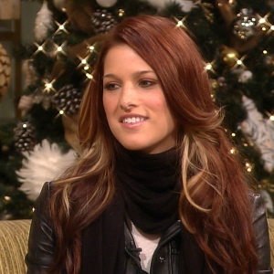 Cassadee Pope On Reconnecting With Her Father & Being Able To Lean On Her Boyfriend
