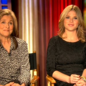 Meredith Vieira & Jenna Bush Hager Talk A White House Christmas: First Families Remember
