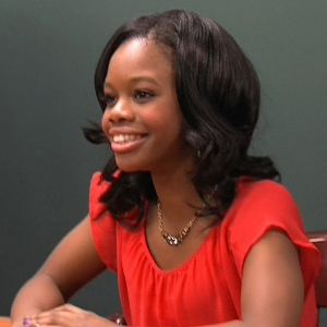 Gabby Douglas Talks New Book Grace, Gold &amp; Glory