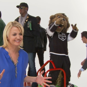 First Look: Michelle Beadle's The Crossover On NBC Sports Network