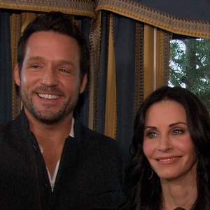 Courteney Cox, Josh Hopkins &amp; Dan Byrd Talk Moving Cougar Town To TBS: Will The Show Be Different?