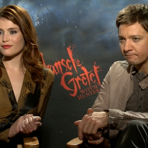 Jeremy Renner & Gemma Arterton Hunt Witches In Hansel & Gretel