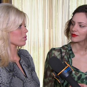 Megan Hilty &amp; Katharine McPhee Discuss Smash&#8217;s Return