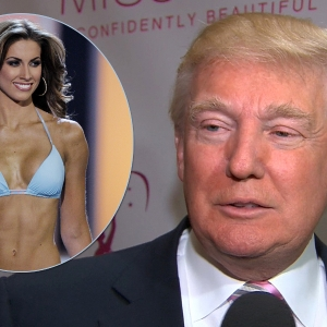 Donald Trump Talks Katherine Webb's Sudden Rise To Fame & ESPN's 'Ridiculous' Apology