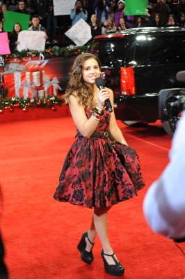 Carly Rose Sonenclar performs during  'The X Factor' Season 2 finale, Dec. 20, 2012