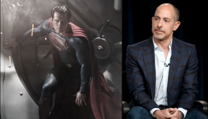&#8216;Man of Steel,&#8217; David S. Goyer