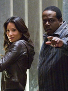 code name the cleaner - lucy liu and cedric the entertainer