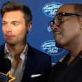Ryan Seacrest & Randy Jackson Laugh About Idol Security, Pants & Hair