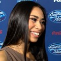 Jessica Sanchez Dishes On Glee