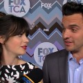 Zooey Deschanel & Jake Johnson Talk New Girl: When Will Nick & Jess Get Together?