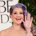 Kelly Osbourne arrives at the 70th Annual Golden Globe Awards held at The Beverly Hilton Hotel on January 13, 2013