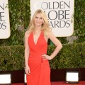 Claire Danes arrives at the 70th Annual Golden Globe Awards held at The Beverly Hilton Hotel on January 13, 2013 in Beverly Hills