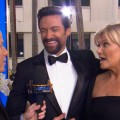 Golden Globes 2013: Hugh Jackman Talks Les Miserables Singing Marathons & Russell Crowe Parties