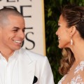 Golden Globes 2013: Jennifer Lopez & Casper Smart On Their 'Amazing,' 'Exhausting' World Tour